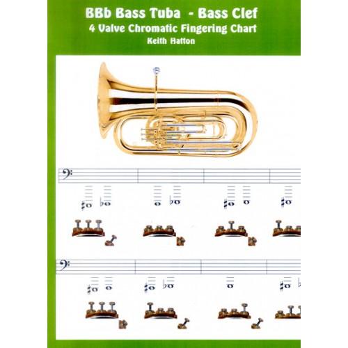 BBb Bass Tuba - 4 Valve Bass Clef