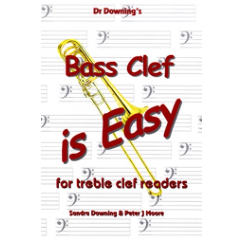 Bass Clef is Easy!