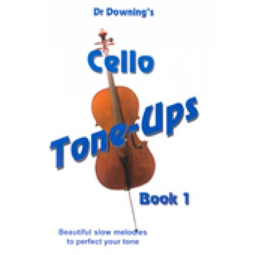Cello Tone-Ups book 1