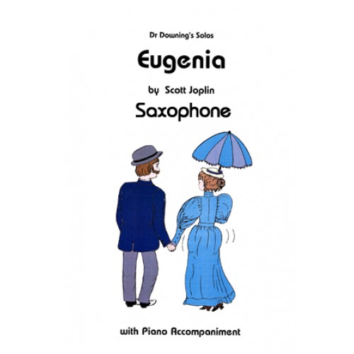 Eugenia - Saxophone and Piano - Bb and Eb