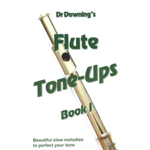 Flute Tone-Ups Book 1