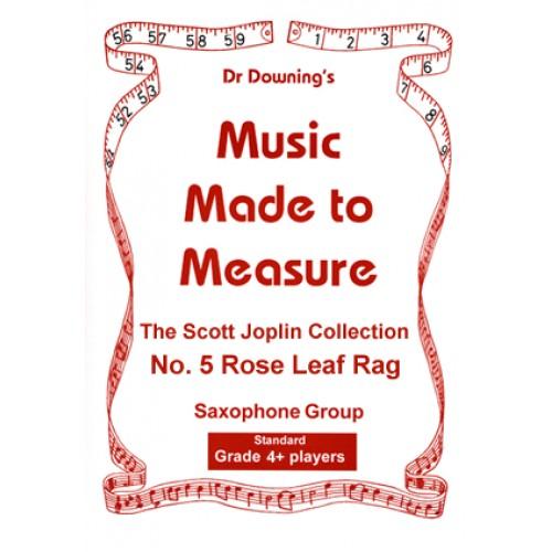 Scott Joplin`s Rose Leaf Rag