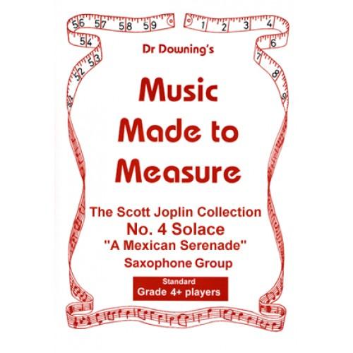 Scott Joplin`s Solace