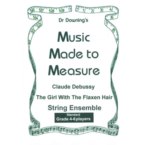 The Girl With The Flaxen Hair by Debussy