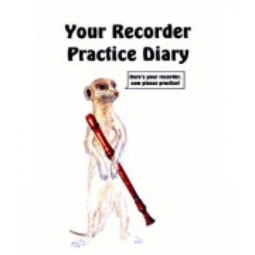 Meerkat and Recorder Practice Diary