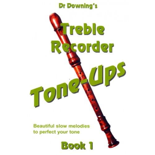 Treble Recorder Tone-Ups