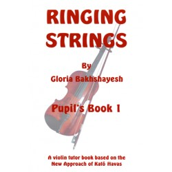 Ringing Strings Pupil`s Book 1