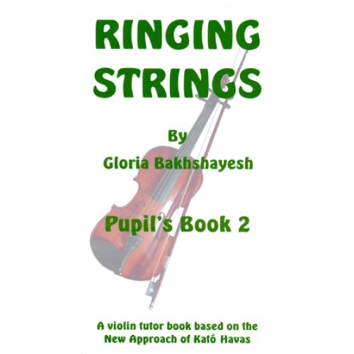 Ringing Strings Pupil`s Book 2