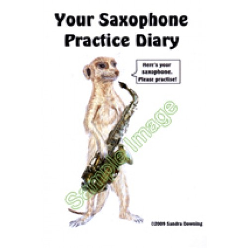 Saxophone and meerkat diary