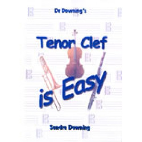Tenor Clef is Easy!