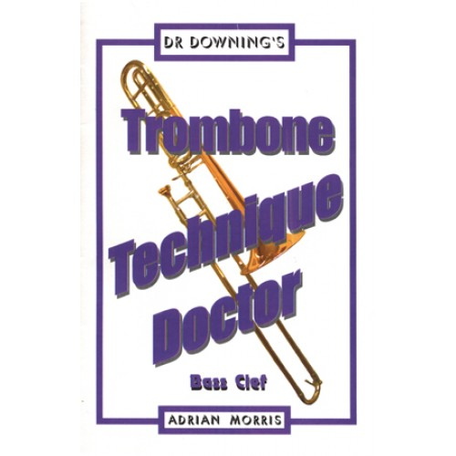 Trombone Technique Doctor - Bass Clef