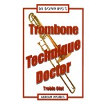 Trombone Technique Doctor - Treble Clef