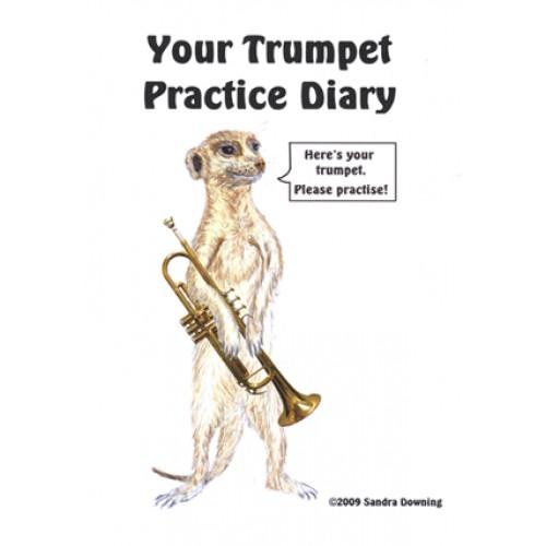 Trumpet and Meerkat Practice Diary