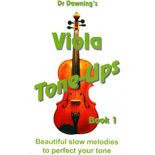Viola Tone-Ups book 1
