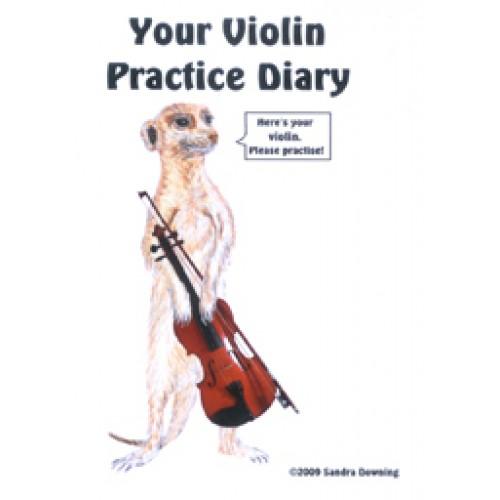 Violin and Meerkat Diary