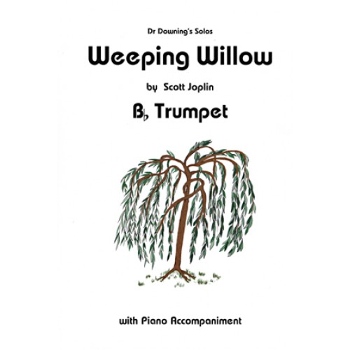 Weeping Willow Trumpet/Cornet solo