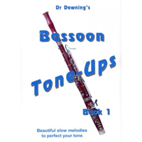 Bassoon Tone-Ups Book 1