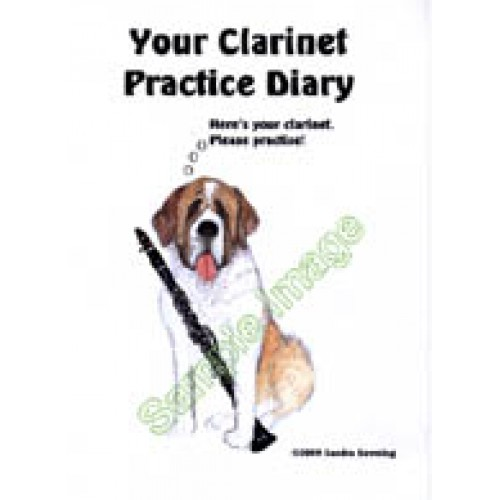 Clarinet and Dog Practice Diary