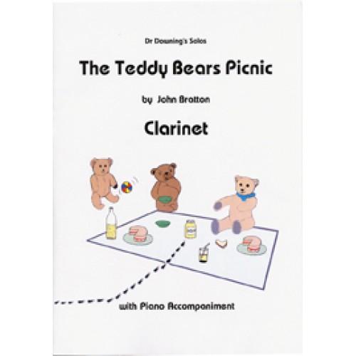 Teddy Bears Picnic Clarinet Solo